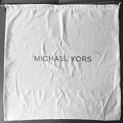 New Michael Kors MK Dust Bag 22 X 22
