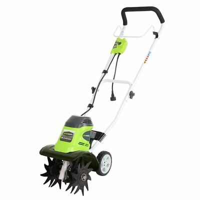 Greenworks 8 Amp 10-Inch Corded Cultivator - 27072