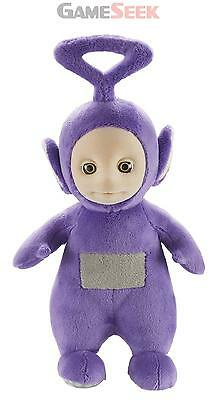 Teletubbies Talking Tinky Winky Soft Toy - Soft Toys Movies And Tv Brand New