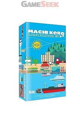 Machi Koro Expansion: The Harbor - Toys Brand New Free Delivery
