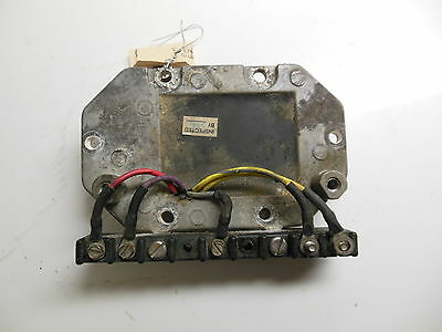 JOHNSON OUTBOARD RECTIFIER and Regulator P N  0585192 , Fits: 1995-2001,  125