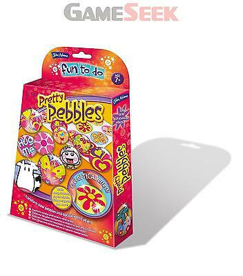 John Adams Pretty Pebbles - Games/puzzles Brand New Free Delivery
