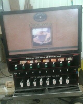 Cecilware Cappuccino Hot Chocolate Machine GB8