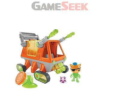 Octonauts Gup T Rescue Rover - Toys Brand New Free Delivery