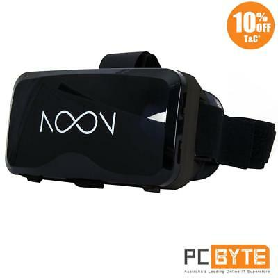 Noon VR Gaming Virtual Reality Headset Black Android IOS iPhone Samsung LG