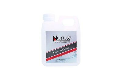 Nuru Gel - Premium Massage Gel - Platinum 1L
