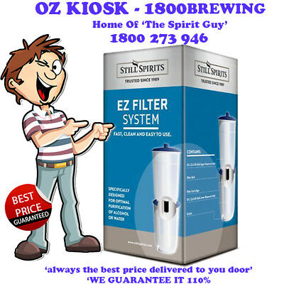 EZFILTER Filter System @ $93.99 By STILL SPIRITS - 55451