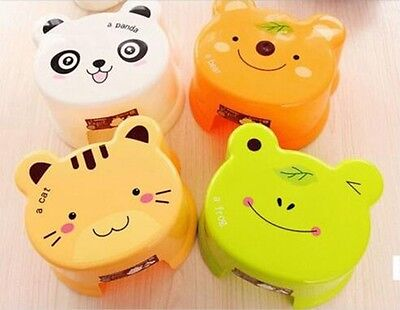 Plastic Kids Childrens Animal Stool Frog Cat Panda Or Bear * Choose Your Design