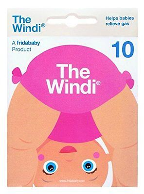 Fridababy The Windi Gas and Colic Relief,  10-Count
