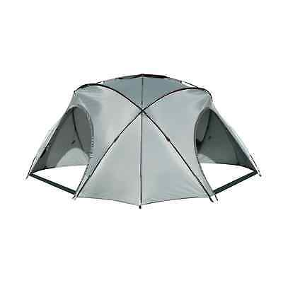 Kathmandu Retreat Compass 6 Person Portal Beach Camping Shelter Tent Grey