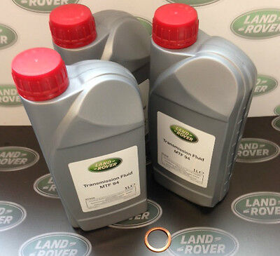 Land Rover DEFENDER DISCOVERY TD5 MTF94 Manual Gear Oil & O'RING