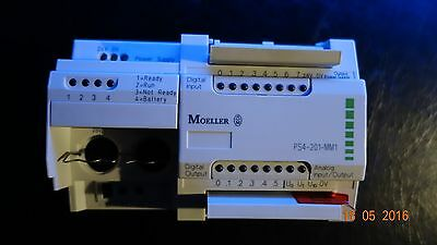 ***NEW NEVER USED Moeller PS4-201-MM1 PLC