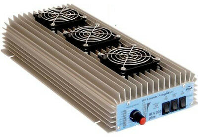 RM HLA 300V Plus 1.8-30MHz All Mode 300W Amplifier With Fans