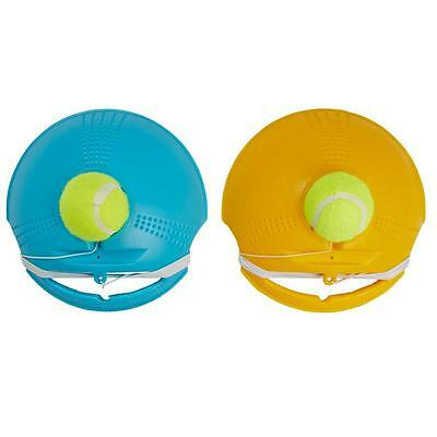 Portable Tennis Trainer Skill Tester Practice Ball Return - Practice on your own