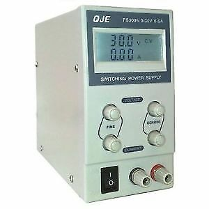 QJE PS3003 DC Switching Power Supply 0-30V 0-3A