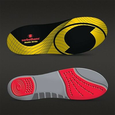 SORBOTHANE  DOUBLE STRIKE INSOLE ONE OR TWO PAIR free uk 48 hr post