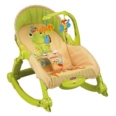Fisher Price Y7872 Infant-to-toddler Rocker