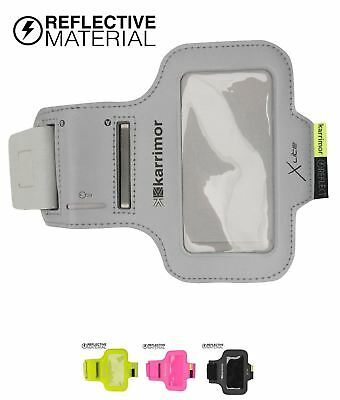 OCCASIONE Karrimor Xlite Reflective iPhone 5 Armband Reflect Pink