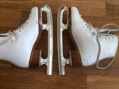 9.75 paramount ice figure skating blade gold seal 440ss