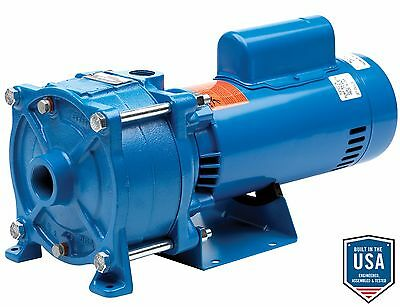 Goulds HSC10 1HP Multi-Stage Booster Commercial Heavy Duty Water Pump