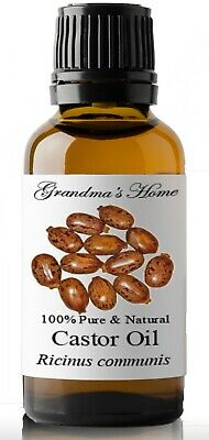 Castor Oil - 100% Pure and Natural - Free Shipping - US Seller!