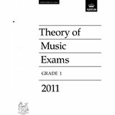 Theory Of Music Exams Grade 1 Past Practice Papers 2011 ABRSM S77