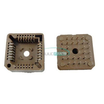 5PCS PLCC28 DIP IC Socket Straight 28 pins s755 M