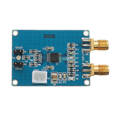 AD8302 Amplitude Phase Detection Module 2.7GHz RF/IF Phase Detector 5V M