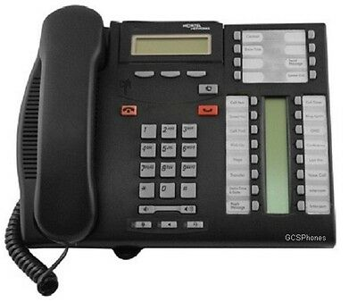 T7316E Nortel Norstar Networks T7316E Refurbished with One year Warranty