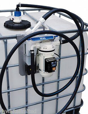 Electric Feed Pump Kit For Adblue In A Ibc Or Ibc Of Adblue 4M Hose, (Ch)