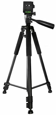 "XIT 60"" Pro Series Full Size Lightweight Tripod for Camera/Video, XT60TRB"