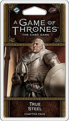 AGOT: The Card Game 2nd Ed. • True Steel / Westeros 6 english