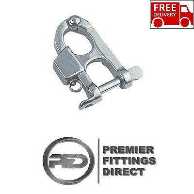 316 Stainless Steel Water Ski Safety Hook with Quick Release (FREE DELIVERY)