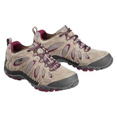 Kathmandu Drysdale Womens Lightweight Suede Casual Trail Hiking Shoes