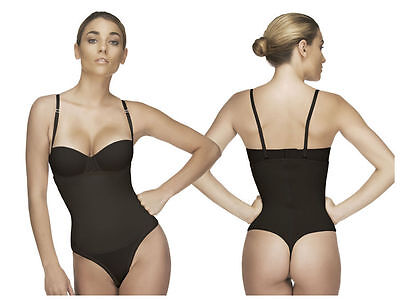 0c2b1d67887 Fajas Reductoras Colombianas Classic Thong Body Shaper Vedette Florence  Ref.211