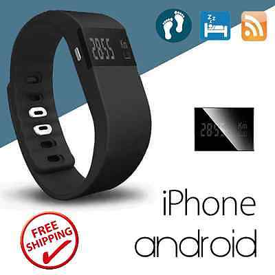 Sport Fitness Activity Tracker Fitbit Style Smart Wristband Watch Colour Option