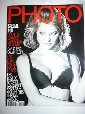 PHOTO FRENCH MAGAZINE #311 juin 1994 special pub Eva Herzigova