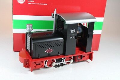 Lgb - 25910 Kjf Narrow Gauge Industrial Diesel Locomotive 'G' Scale