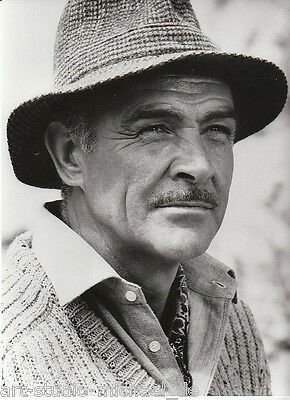 "ORIGINAL Pressefoto - Sean Connery - ""Am Rande des Abgrunds"" - 1982"