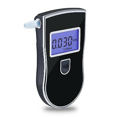 Professional Breathalyzer Pictek Portable Breath Alcohol Tester with LCD Disp...