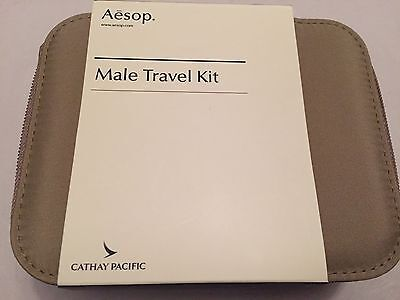 Cathay Pacific First Class AESOP Airline Amenity Kit