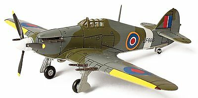 Forces of Valor UK RAF Hurricane 1/72 Scale World War Two Fighter 85090