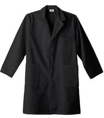 White Lab Coat Medical Doctor Technician Food Coat Warehouse Stores Unisex CT18