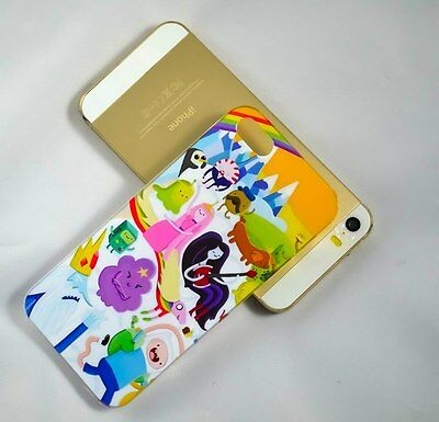 Adventure Time Main Characters Hard Phone Case Cover Iphone And Samsung Models