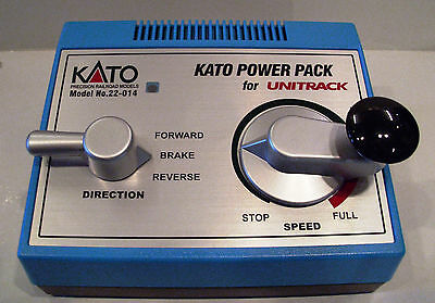 Kato 22-015 'N' (00) Gauge Train Control System 12 Volt DC Controlled Output T48