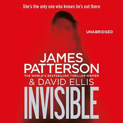 James Patterson, January LaVoy, Kevin T Collins - Invisible (Audiobook CD)
