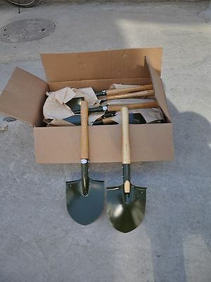 Surplus Chinese Military Army Shovel Entrenching Tool Camping Shovel