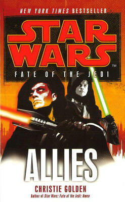 Christie Golden - Star Wars: Fate of the Jedi - Allies (Paperback) 9780099542759