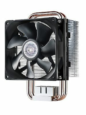 Cooler Master Hyper T2 - Compact CPU Cooler with Dual Looped Direct Contact H...