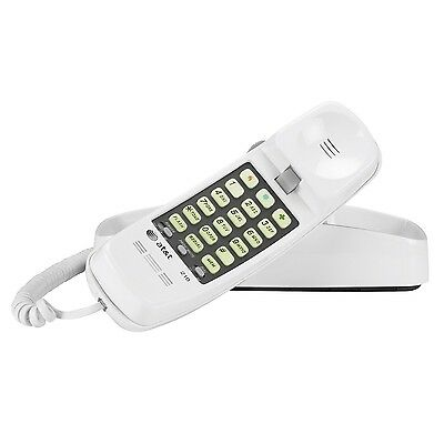 AT&T Trimline Corded Phone White